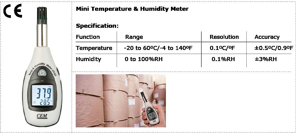 cem-dt-83-mini-temperature-humidity-meter-application