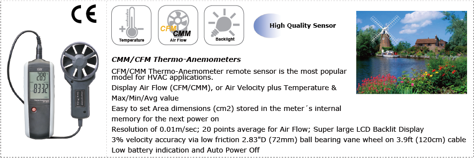 cem-dt-3893-cmm_cfm-thermo-anemometers-applications