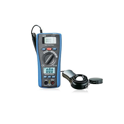 CEM-LA-1017-Solar-Power-Meter-DMM